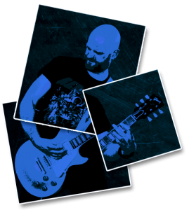 Holger, Gitarre